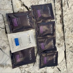 New NEXXUS Lot 7 Hair Masks Keraphix Humectress